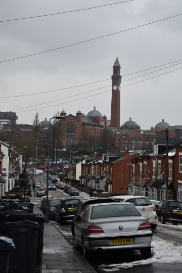 Selly Oak's Straggly Streets