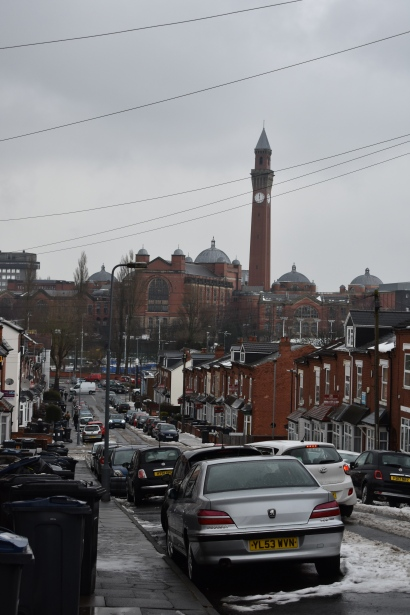 Selly Oak's Straggly Streets.JPG